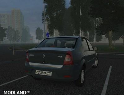 Renault Logan [1.5.9], 3 photo